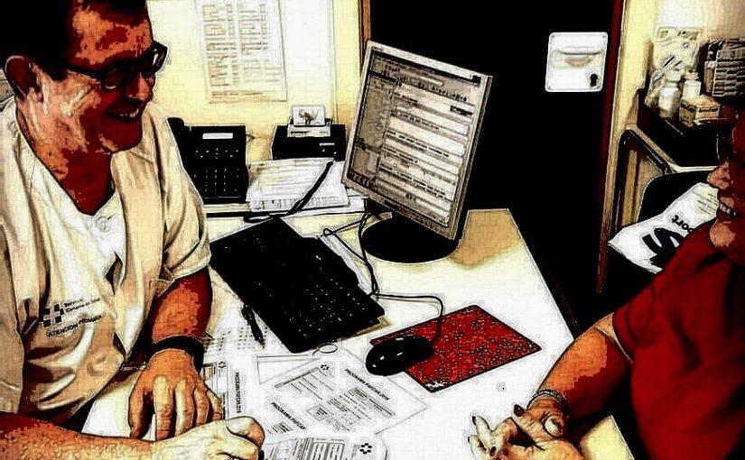 Input y output de los pacientes en las redes sociales